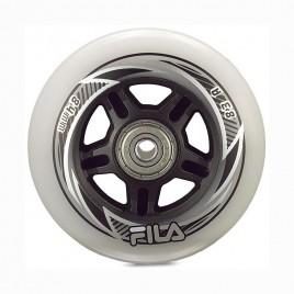 Комплект колес FILA 80 мм с подшипниками